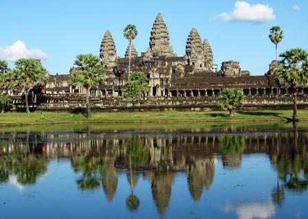 ofertas de viajes a Vietnam y Camboya - Angkor Wat