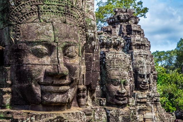 ofertas de viajes a Vietnam y Camboya - Templo Bayon