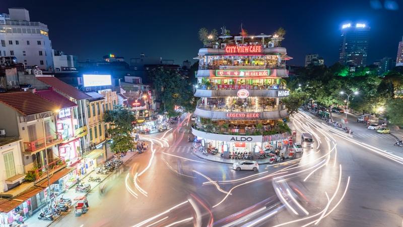 ¿Dónde salir por la noche en Hanói ?