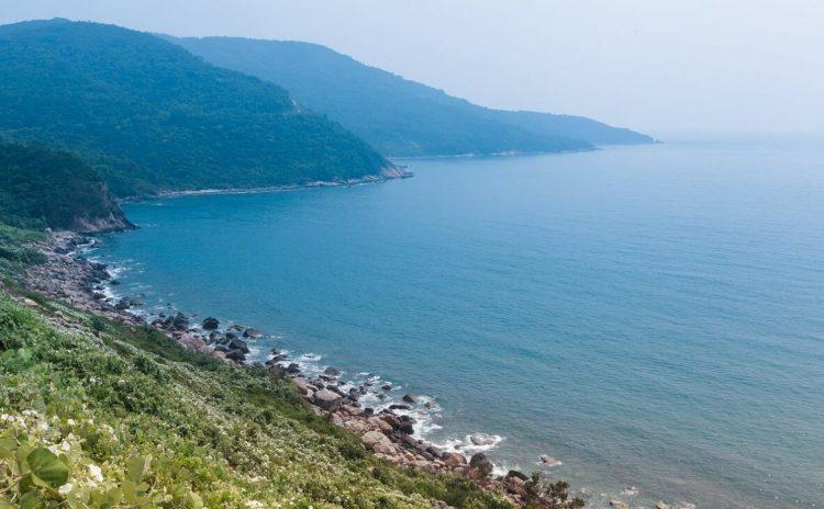 son tra península danang vietnam