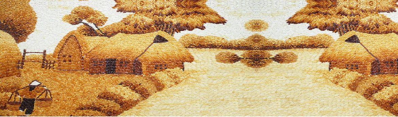pintura de arroz comprar vietnam