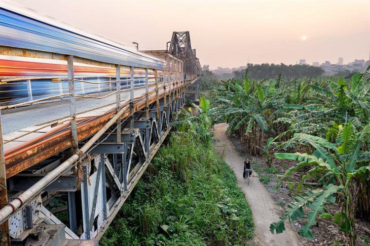 ¿Cómo llegar a Da Nang Vietnam - en train