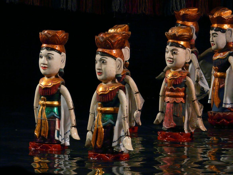 marionetas de agua comprar vietnam