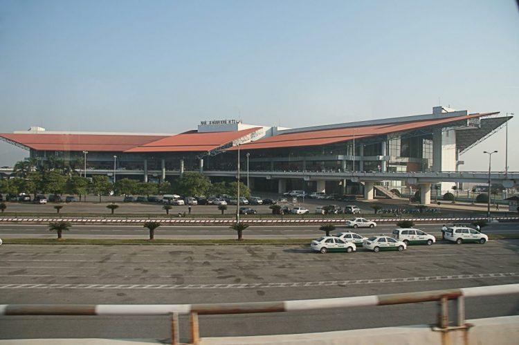 Aeropuert Internaciona Noi Bai - organizar un viaje a vietnam y camboya