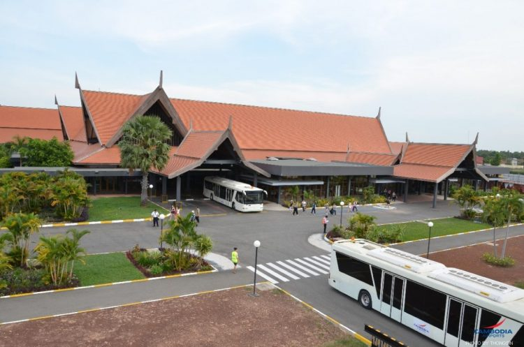 Aeropuerto Internacional de Angkor - Organizar un viaje a Vietnam y Camboya