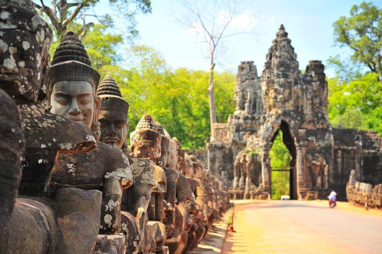 Siem Reap - recomendaciones para viajar a vietnam y camboya