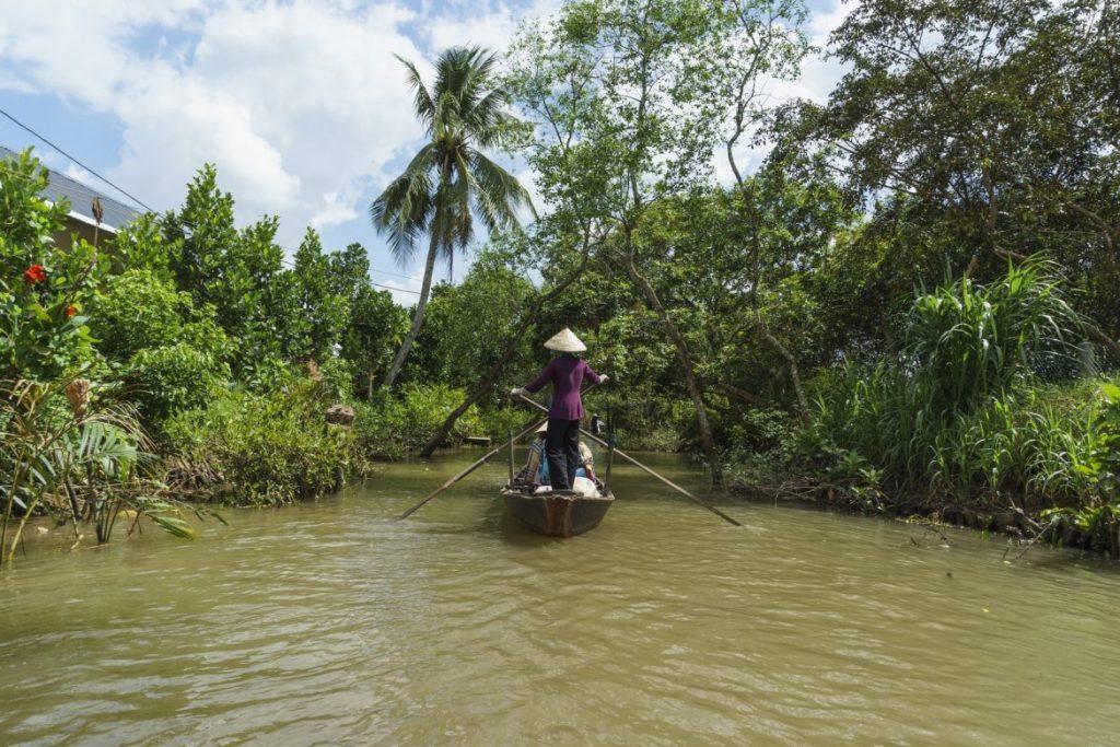 Delta de Mekong Vietnam