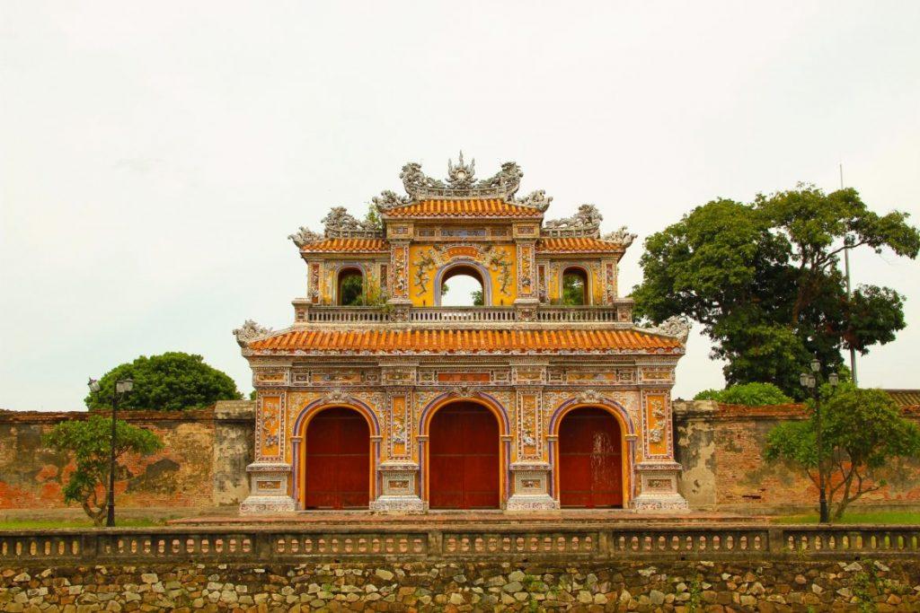Hue Vietnam Ciudadela Imperial