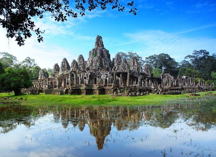 Angkor Thom - consejos para viajar a vietnam y camboya