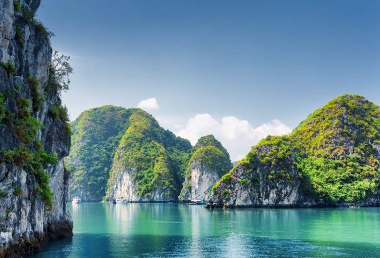 Baie d'halong - consejos para viajar a vietnam y camboya