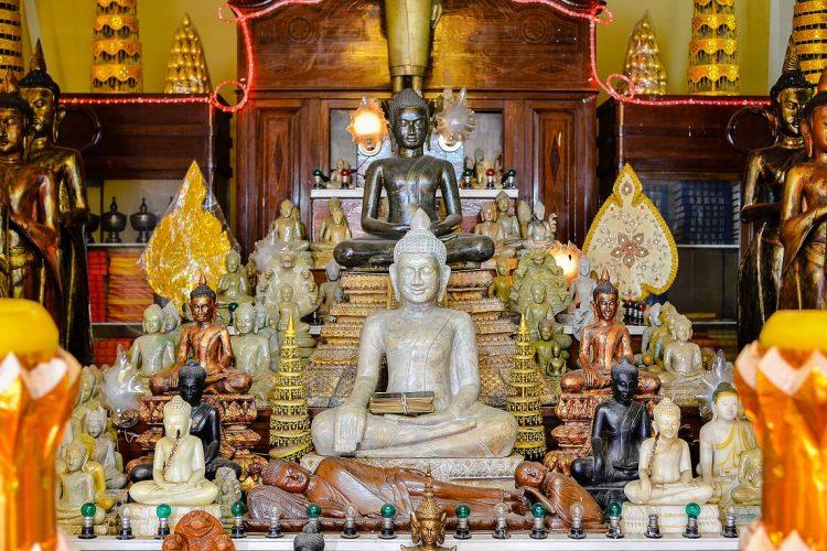 Pagoda Wat Ounalom - consejos para viajar a vietnam y camboya