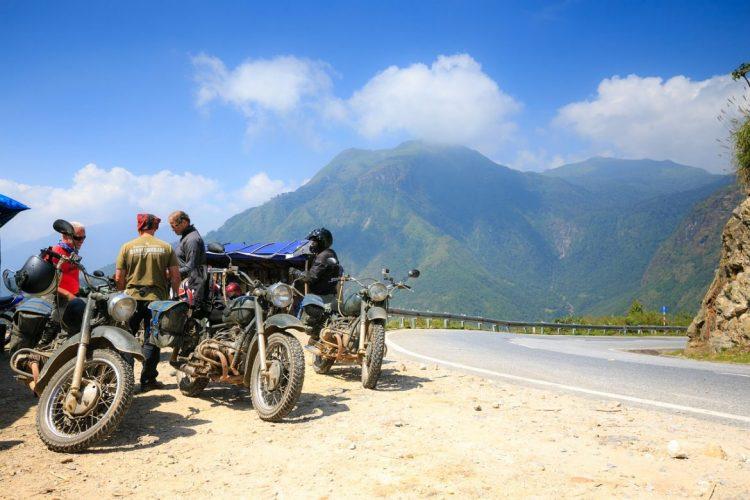 moto - ninh binh vietnam