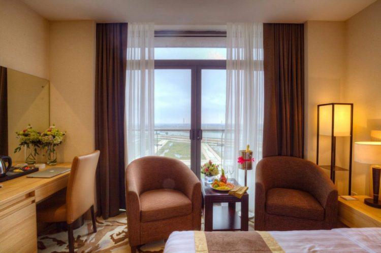 hotel the reed - ninh binh vietnam