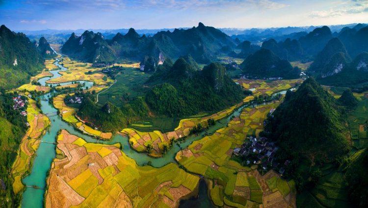 Organizar un viaje a Vietnam y Camboya