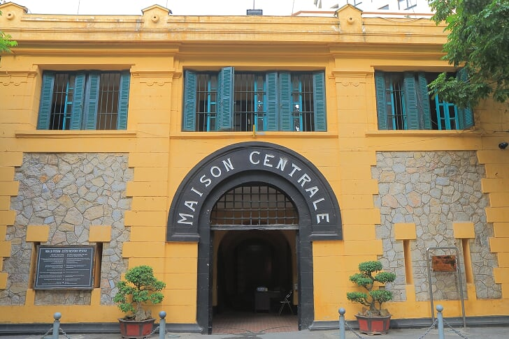 Prisión de Hoa Lo - que en ver hanoi