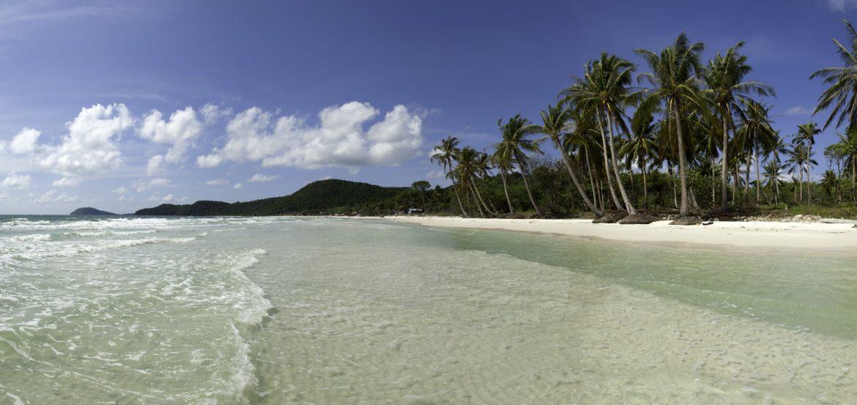 La playa Sao phu quoc vietnam
