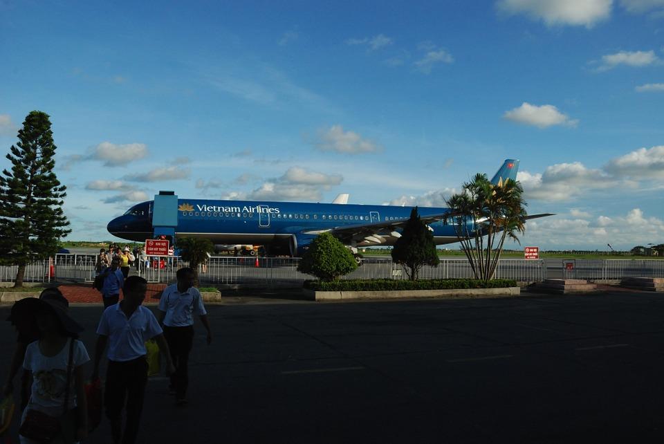 Avión dalat vietnam