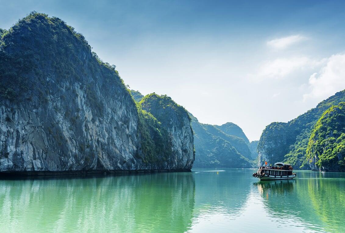 halong - cosas hacer vacaciones verano Vietnam Camboya