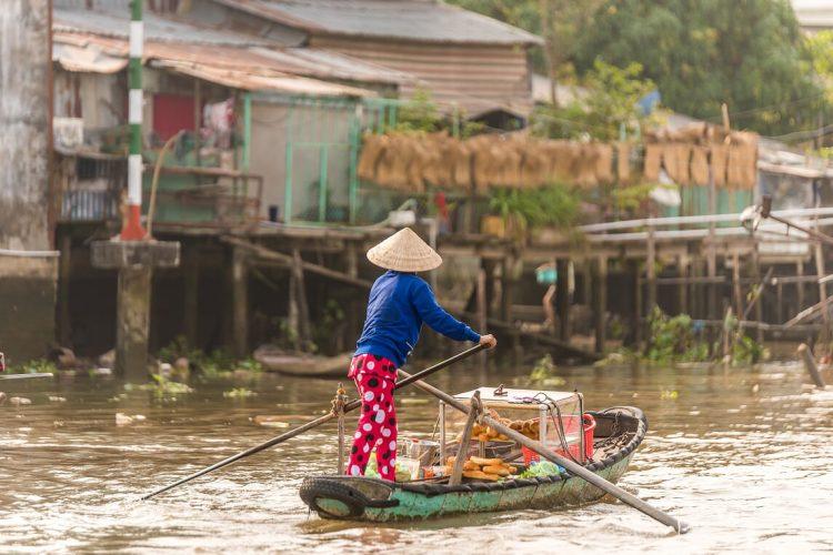 mekong - experiencia de luna de miel en Vietnam y Camboya
