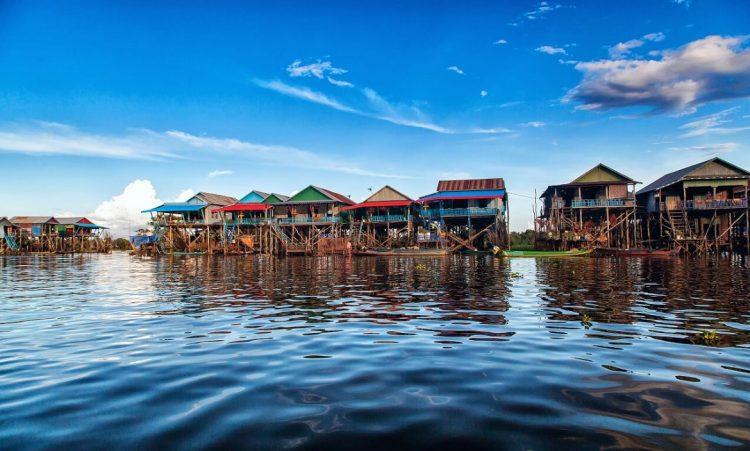tonle sap - cosas hacer vacaciones verano Vietnam Camboya