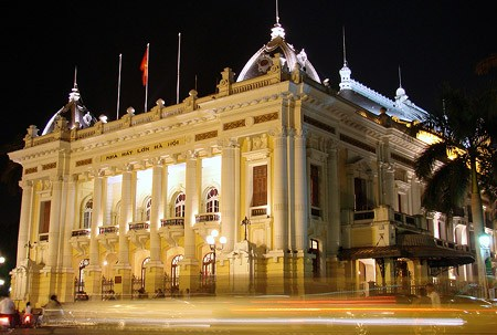 Teatro de la Ópera - que en ver hanoi