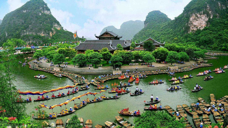 Ninh Binh - mejor epoca para viajar a vietnam