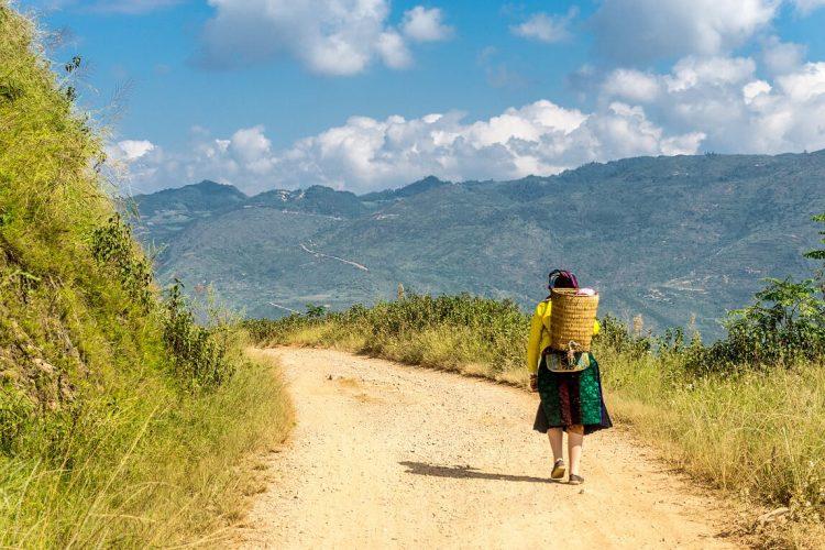 ha giang - senderismo Vietnam Camboya