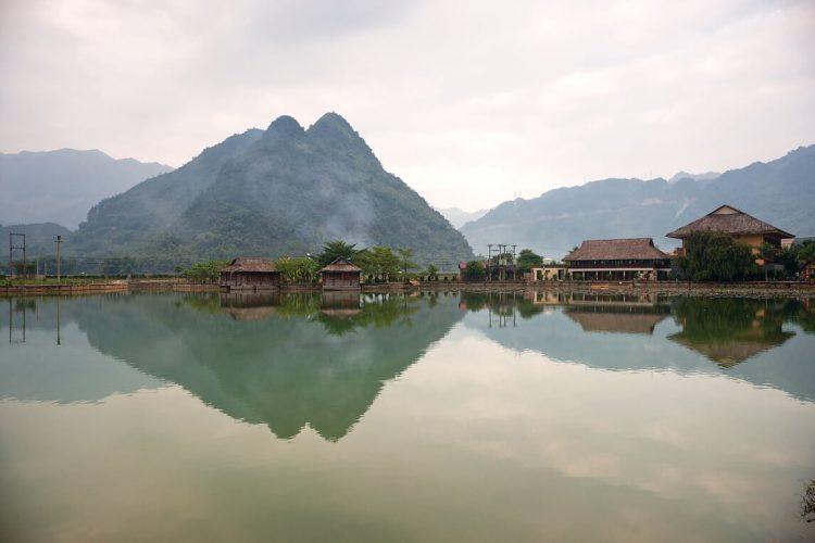 mai chau - senderismo en Vietnam y Camboya