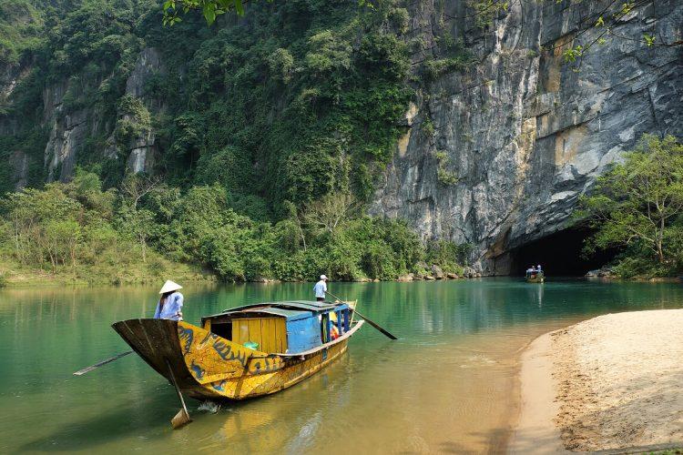 phong nha ke bang - senderismo Vietnam Camboya