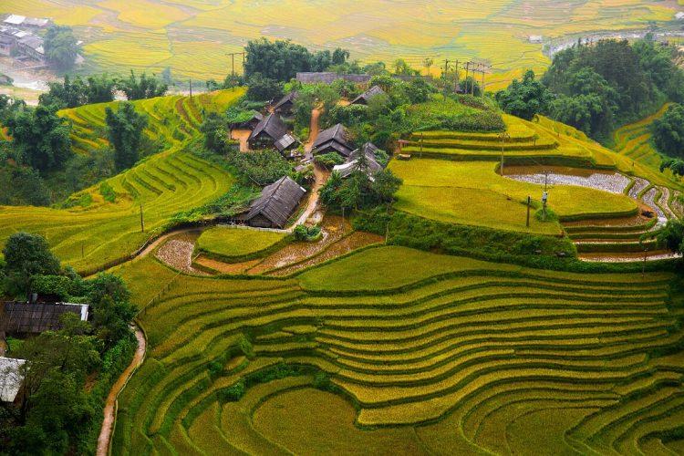 Sapa - Hacer excursiones en Vietnam