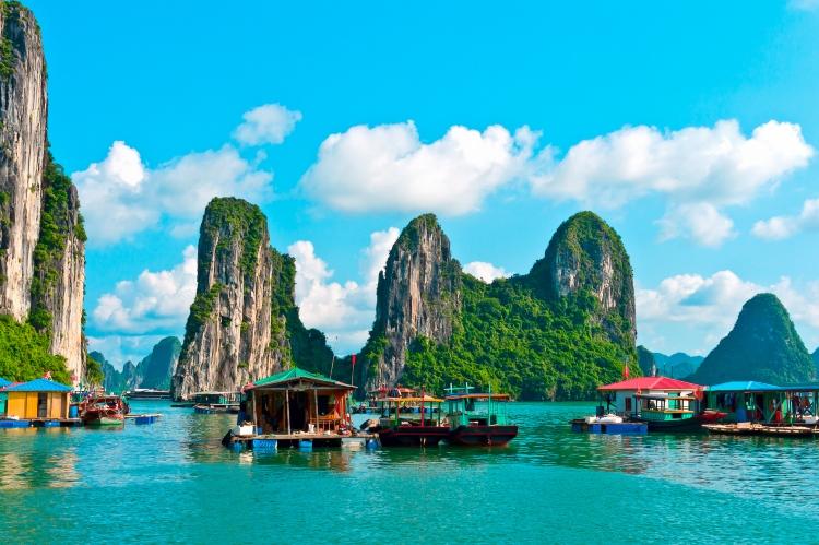 Viajar a Vietnam sin pausa pero sin prisa- halong