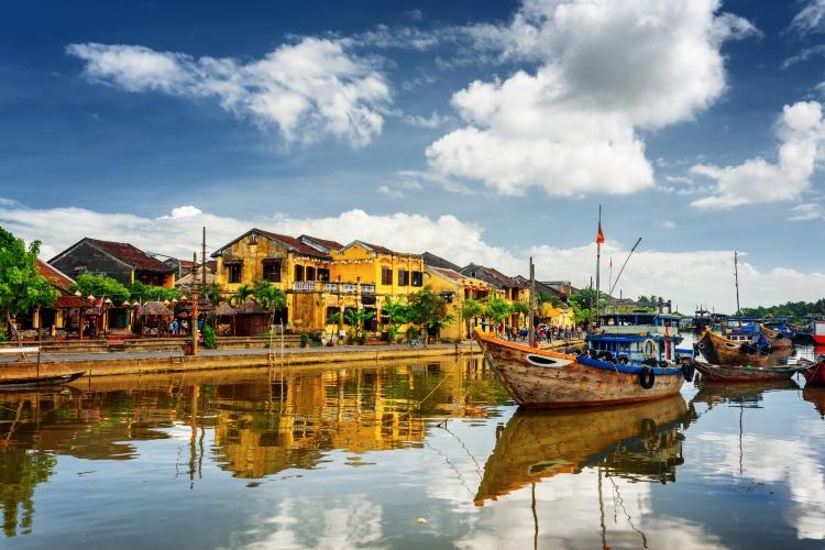 Viajar a Vietnam sin pausa pero sin prisa - hoi an