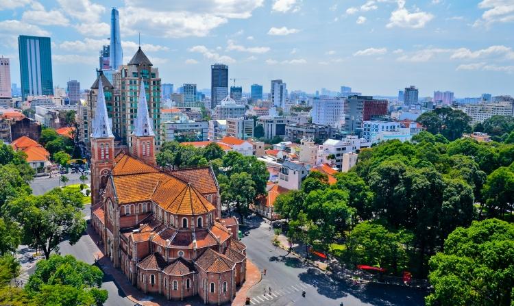 Viajar a Vietnam sin pausa pero sin prisa - sai gon