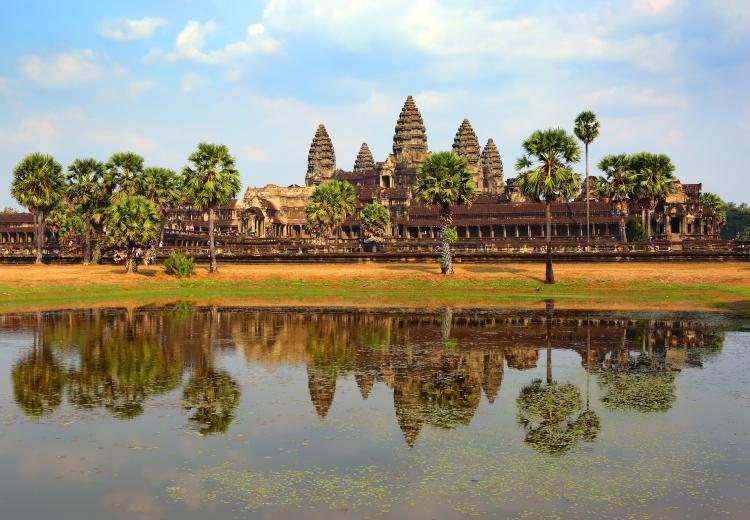 Viaje de aventura en Vietnam y Camboya - angkor