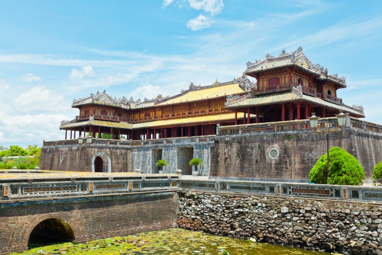 Viajar a Vietnam sin pausa pero sin prisa - hue