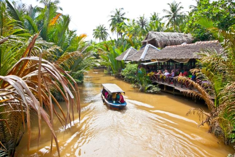 Ben Tre, Vietnam