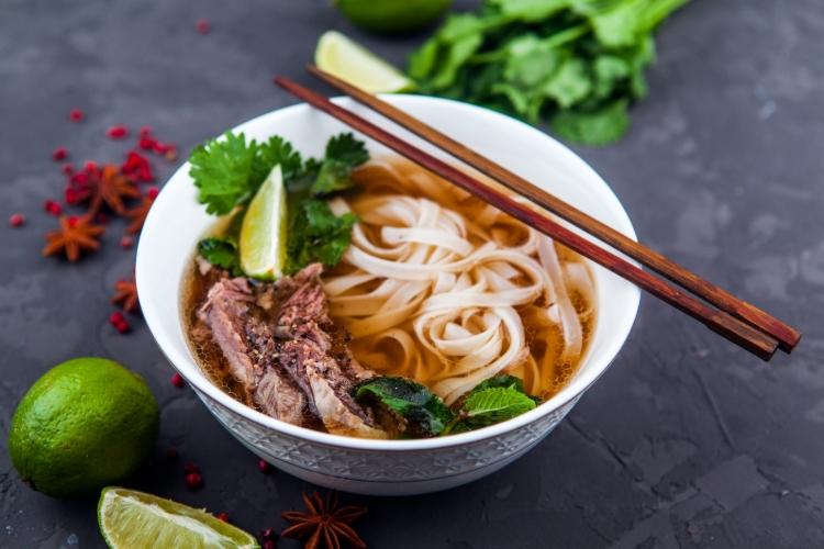 Pho - El plato típico vietnamita